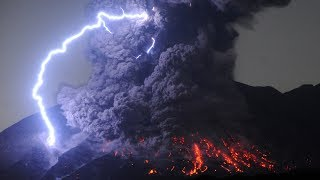 Download Volcanic Lightning - WTF Weather Video