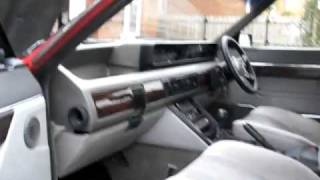 Download Rover SD1 Vitesse TP Video