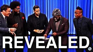 Download David Blaine: Jimmy Fallon 2016 Card Trick REVEALED Video