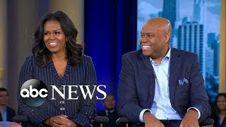 Download Michelle Obama says her brother is still their mother's favorite Video