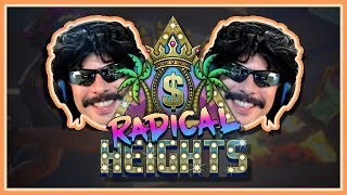 Download Dr DisRespect plays Radical Heights | Battle Royale Gameplay | EARLY ACCESS Video