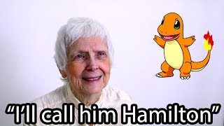 Download 91-Year-Old Grandma Guesses Pokemon Names Video