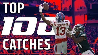 Download Top 100 Catches of the 2017 Season! | NFL Highlights Video