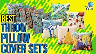 Download 10 Best Throw Pillow Cover Sets 2017 Video