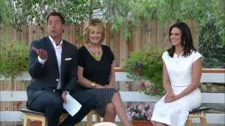 Download Lana Parilla Home & Family interview Video