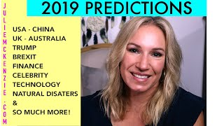 Download 🔮2019 World Psychic Predictions🔮Brexit, Trump & US China🔮 Video