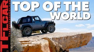 Download Driving a Jeep Wrangler to Top of the World! Video