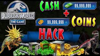 Download Jurassic World The Game Hack 2017 - Jurassic World Hack Cash [Android and iOS] Video