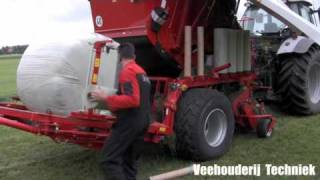 Download Mechaman watches Lely Tornado at work Video