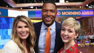 Download Behind the scenes of Freaky Friday on Good Morning America Video
