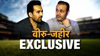 Download आजतक शो पर Sehwag-Zaheer का बड़ा बयान Virat-Rohit की जोड़ी सबसे खतरनाक | Vikrant Gupta Video