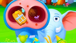 Download Fun Jungle Animal Care Kids Games - Save The Jungle Animals - Jungle Doctor Games For Kids Video