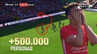 Download JUEGO PARTIDO de YOUTUBERS DELANTE de +500.000 PERSONAS Video
