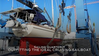 Download TRAILER: Outfitting the Ideal Cruising Sailboat Video