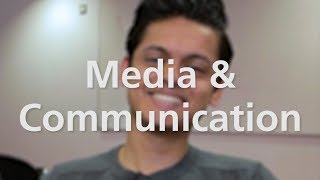 Download Media and Communication at the University of Leicester Video