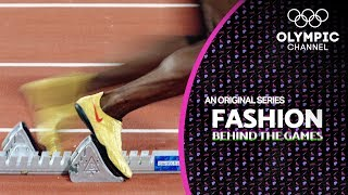 Download Michael Johnson and his Iconic Golden Spikes | Fashion Behind the Game Video