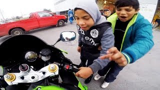 Download Funny, Crazy & Weird Things Bikers See, Say & Do 2017 [Ep.#14] Video