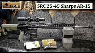 Download 25-45 Sharps AR-15 Two Years Later Video