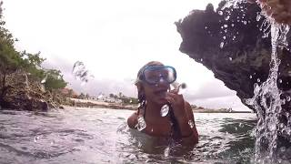 Download Gyrocopter Girl Aruba Snorkel with S & Ibby & E Video