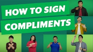 Download The Sign Language Dictionary: Compliments Video