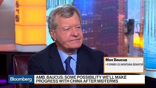 Download Ex-Amb. Baucus Says Trump Is the Problem on U.S.-China Policy Video