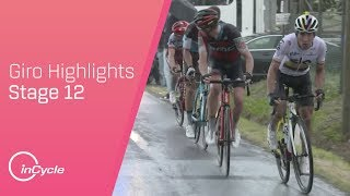 Download Giro d'Italia 2018 | Stage 12 Highlights | inCycle Video