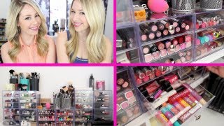 Download Makeup Collection and Storage | Tracy Video
