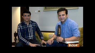Download Don't think Dravid had a role in Chappell's decision to remove me: Sourav Ganguly to India TV Video
