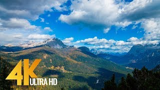 Download Italian Dolomites - Fall in the Alps - 4K Nature Documentary - Episode 2 Video
