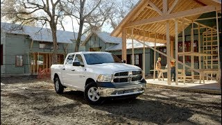 Download 2018 Ram 1500 Tradesman | Product Features Video