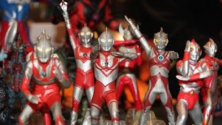 Download Ultraman 50th Anniversary Fans Gathering Show Report Video