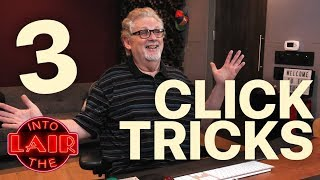 Download 3 Click Tricks - Into The Lair #165 Video