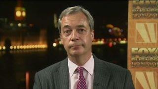 Download Nigel Farage: The European Union is in big trouble Video