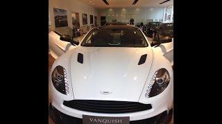 Download Aston Martin Vanquish S Review Video