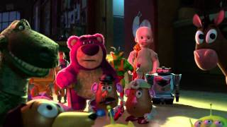 Download Toy Story 3 - Andy's looking for us Video