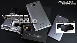 Download Vernee Apollo (In-Depth Review) QHD Display, 21MP Sony IMX230, Helio X25 Video