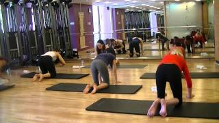 Download Pilates Matwork Level 1 with A Life of Energy Video
