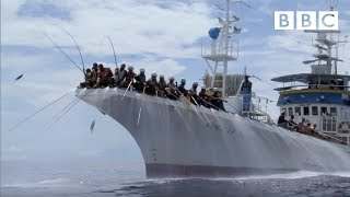 Download HD: Tuna Fishing - South Pacific - BBC Two Video