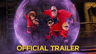 Download Incredibles 2 Official Trailer Video