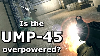 Download Is the UMP-45 Overpowered? Video