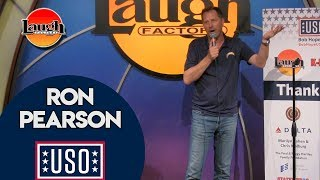 Download Ron Pearson | Tattoo Remorse | Laugh Factory Stand Up Comedy Video