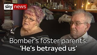 Download Bomber's foster parents: 'He's betrayed us' Video