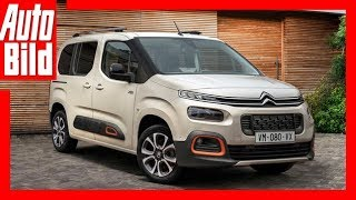 Download Citroën Berlingo (2018) Erklärung/Details Video