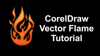 Download How To Make a Vector Flame Design In Corel Draw Video