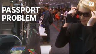 Download Passport Problem   Testing out fake passport   Tricking passport scanner Video