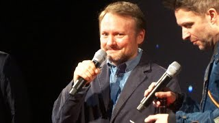Download Rian Johnson introduces ″Star Wars: The Last Jedi″ opening night at El Capitan Theatre in Hollywood Video