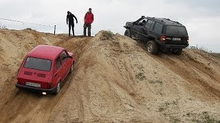 Download Maluch vs Jeep Video