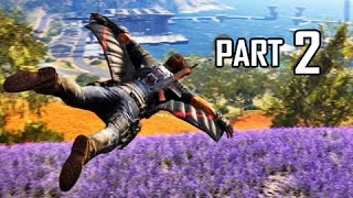 Download Just Cause 3 Walkthrough Part 2 - Vis Electra (PC Ultra Let's Play Commentary) Video