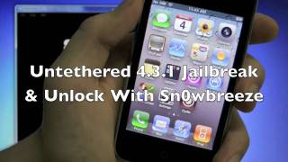 Download How To Jailbreak 5.1.1/5.0.1 Untethered & Unlock iPhone 4S/4/3Gs iPod 4G/3G & iPad - 4.11.08/5.16.05 Video