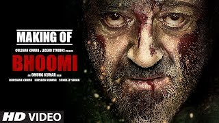 Download Making Of Bhoomi | Sanjay Dutt, Aditi Rao Hydari Video